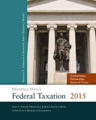 Prentice Hall's Federal Taxation - Corporations Partnerships