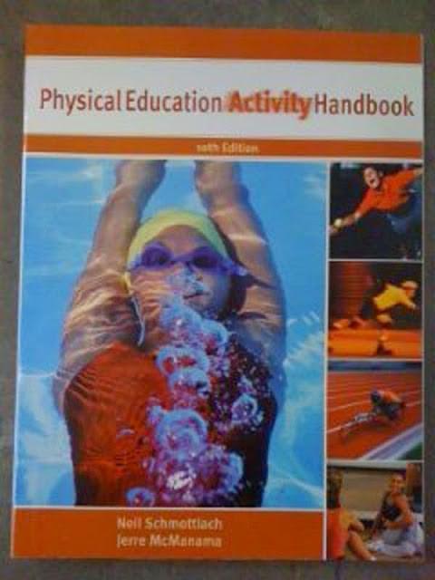 the physical activity handbook