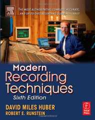 Modern Recording Techniques