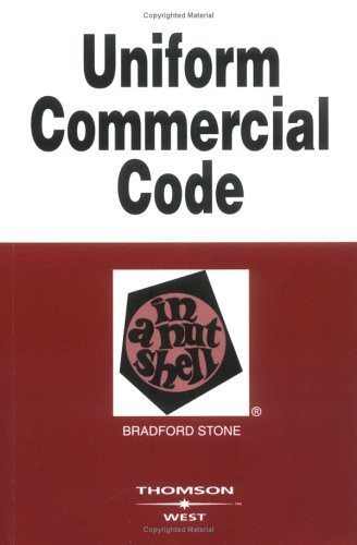 uniform commerical code ucc On uniform state laws reproduced, published and distributed with the  permission of the permanent editorial board for the uniform commercial code  for the.