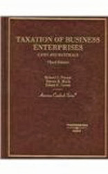 Cases And Materials On Taxation Of Business Enterprises