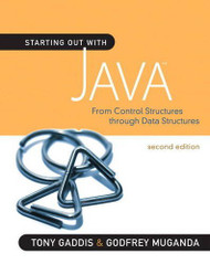 Starting Out With Java From Control Structures Through Data Structures