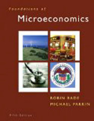 Foundations Of Microeconomics