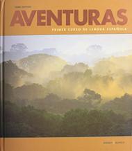 Aventuras Primer Curso De Lengua Espanola : by Blanco