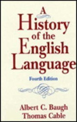 History Of The English Language