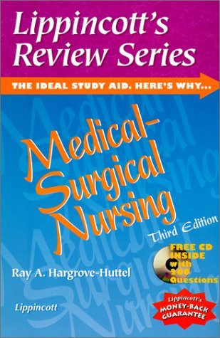 Lippincott Certification Review: Medical-Surgical Nursing by ...