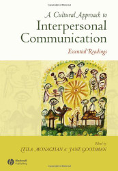 Cultural Approach To Interpersonal Communication