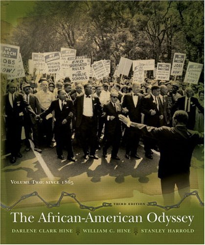 African-American Odyssey Volume 2