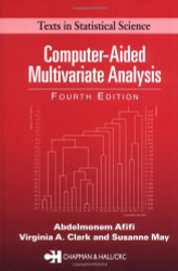 Computer-Aided Multivariate Analysis