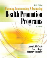 Planning Implementing And Evaluating Health Promotion Programs