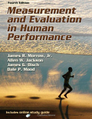 Measurement And Evaluation In Human Performance