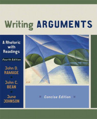 Writing Arguments Concise Edition
