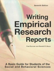 Writing Empirical Research Reports by Fred Pyrczak