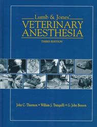 Lumb And Jones' Veterinary Anesthesia And Analgesia