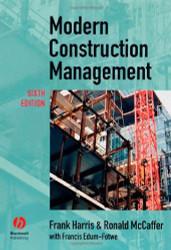 Modern Construction Management