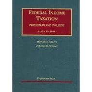 Federal Income Taxation Principles And Policies