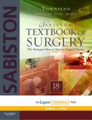 Sabiston Textbook Of Surgery
