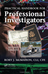 Practical Handbook For Private Investigators