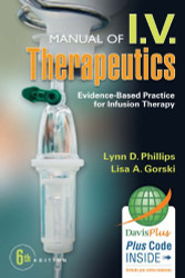 Manual of IV Therapeutics