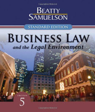 Business Law And The Legal Environment