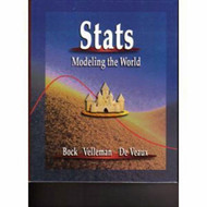 Stats Modeling The World