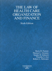 Law Of Health Care Organization And Finance