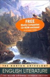 Norton Anthology Of English Literature The Major Authors