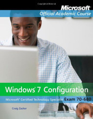 70-680 Windows 7 Configuration
