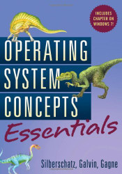 Operating System Concepts Essentials