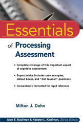 Essentials Of Processing Assessment