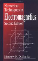 Numerical Techniques In Electromagnetics