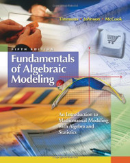Fundamentals Of Algebraic Modeling