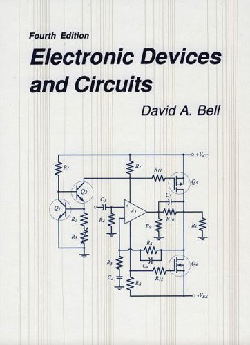 electronic devices and circuits by david bell