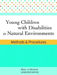 Teaching Young Children With Disabilities In Natural Environments