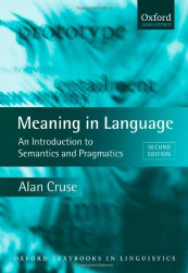 Meaning In Language