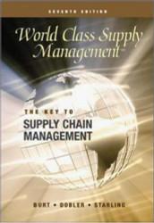 World Class Supply Management
