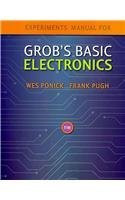 Grob's Basic Electronics Experiments Manual