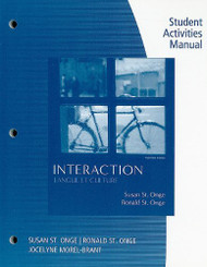 Workbook/Lab Manual For Interaction