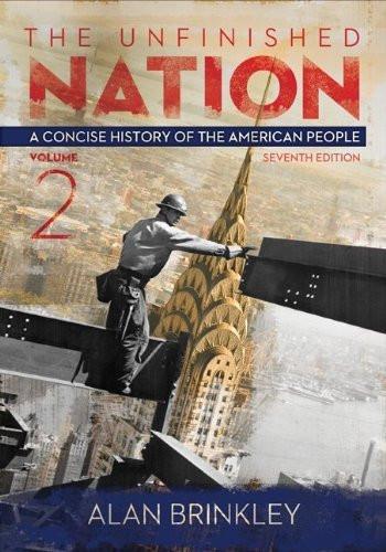 Unfinished Nation Volume 2
