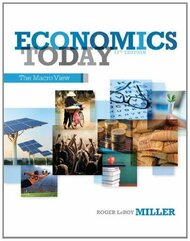 Economics Today The Macro View