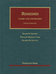 Remedies Cases And Problems