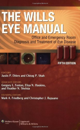 Wills Eye Manual