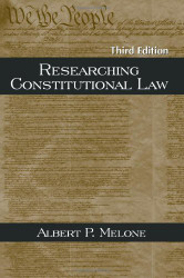 Researching Constitutional Law