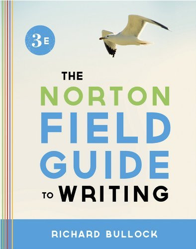 Norton Field Guide To Writing
