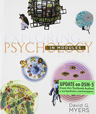 Exploring Psychology In Modules - David Myers