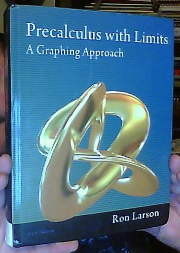 Precalculus with Limits : A Graphing Approach (Fifth Edition)(Larson)(Hardcover)