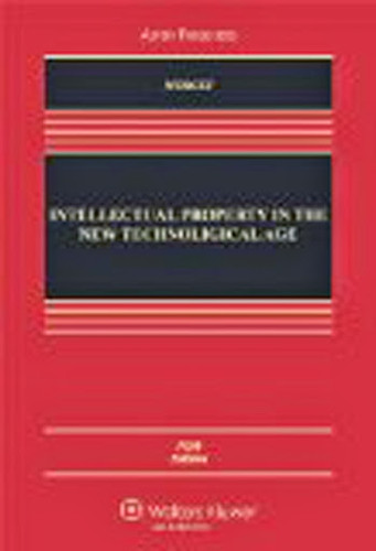 Intellectual Property In The New Technological Age