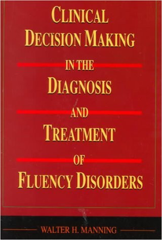 fluency disorders Fluency disorder when you have a fluency disorder it means that you have trouble speaking in a fluid, or flowing, way you may say the whole word or parts of the word more than once, or pause awkwardly between words.
