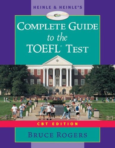 the complete guide to the toefl The instruction and practice in the complete guide to the toefl® test, pbt edition, helps students master the skills necessary to achieve the best possible score on the paper-based toefl® and to prepare them for success in an academic setting.