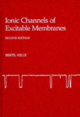 Ion Channels Of Excitable Membranes